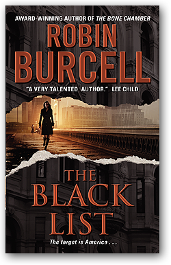 Author Robin Burcell